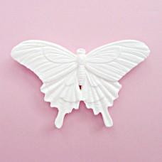 Бабочка из пластика, 50*34мм