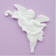 Ангел из пластика, 30*50мм