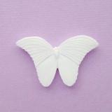 Бабочка из пластика, 39*25мм