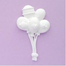 Воздушные шары из пластика