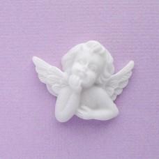 Ангел из пластика, 29*31мм