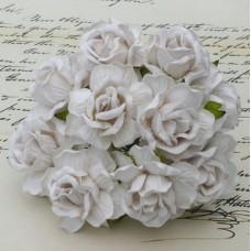 Дикая роза, белая - 40мм (50шт.)