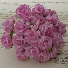 Дикая роза, розовые тона – 30мм (50шт.)