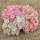 Цветочек мини, розовые тона - 10мм (100шт.)