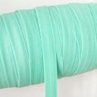 Резинка бирюзовая с блёстками 15мм
