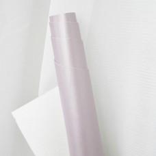 Искусственная кожа, перламутровый, розовый, 50*35см