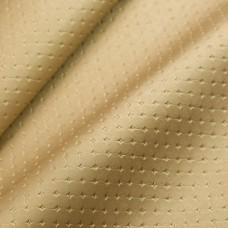 Искусственная кожа, каретная стяжка, золото, 50*35см