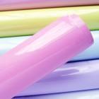 Термотрансферная плёнка, матовая, розовая, 25*25см