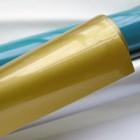 Термотрансферная плёнка, матовая, золото, 25*25см
