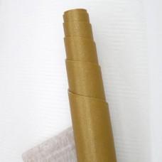 Искусственная кожа, супер тонкая, золото, 35*50см