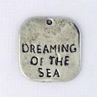 """Подвеска """"Мечтая о море"""""""
