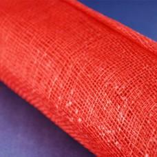 Декоративная сетка красная