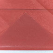 Бумага тишью, 50*66мм, 10шт, красная