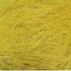 Сизаль, жёлтая, 100гр.