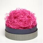 Наполнитель бумажный, темно-розовый, 100гр.