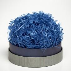 Наполнитель бумажный, синий, 100гр.