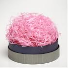 Наполнитель бумажный, розовый, 100гр.