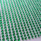 Клеевые стразы зеленые, d3мм, 775шт